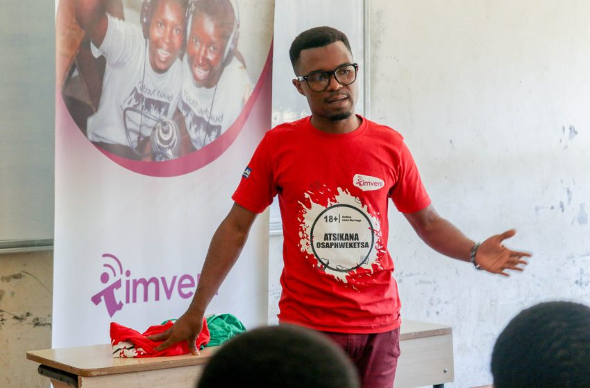 TIMVENI INSPIRES LILONGWE TECHNICAL COLLEGE JOURNALISM STUDENTS