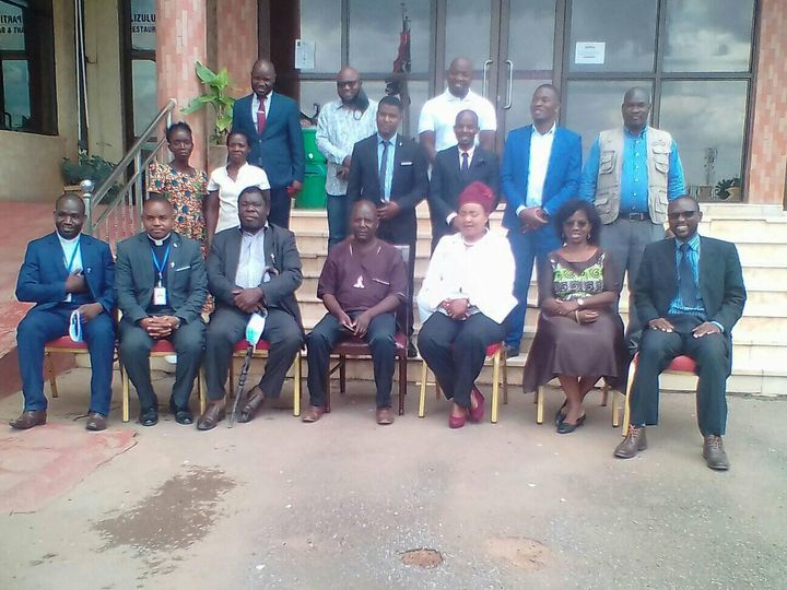 MEDIA, CHIEFS URGED TO JOIN FORCES IN THE FIGHT AGAINST GBV