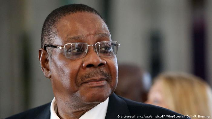 CONCERNED CITIZENS TO HELP MUTHARIKA SETTLE K69M COURT FINE