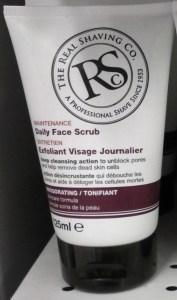 Real Shaving Co Daily Fash Scrub