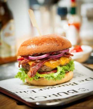 Eindhoven de Burger restaurant