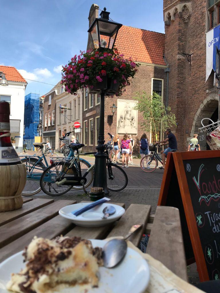 Zwolle binnenstad shoppen