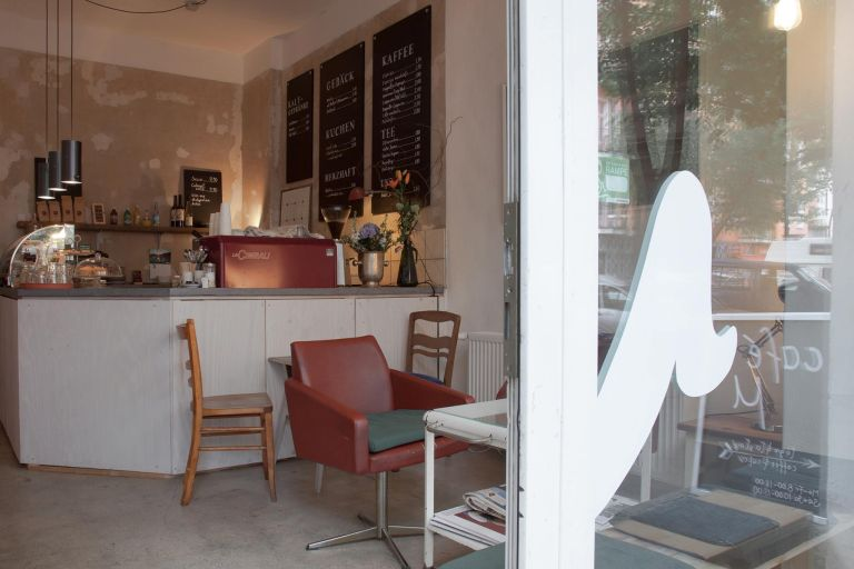 Café µ (mü) oost-berlijn ontbijt lunch friedrichshain