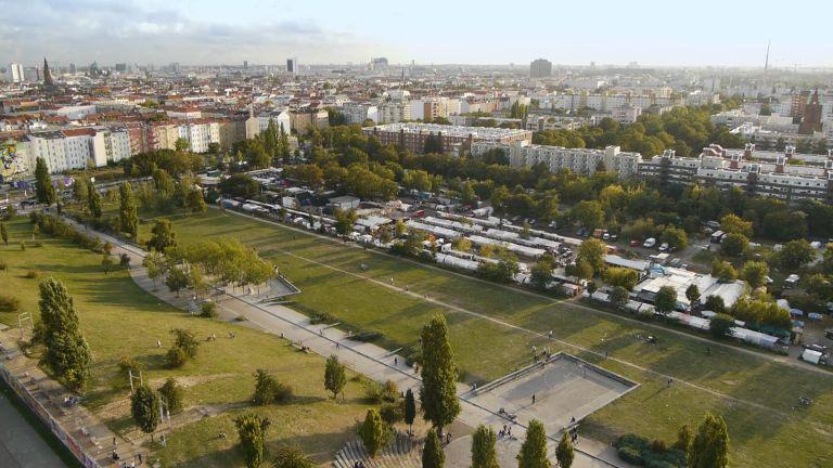 Flohmarkt Mauerperk Berlijn Doen