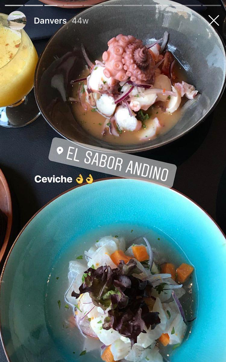 el sabor ceviche peruviaans 't eilandje antwerpen