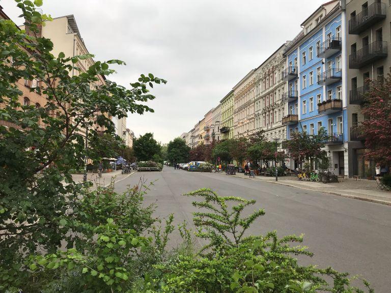 Prenzlauer Berg wijk Oost-Berlijn Waarom Oost Berlijn