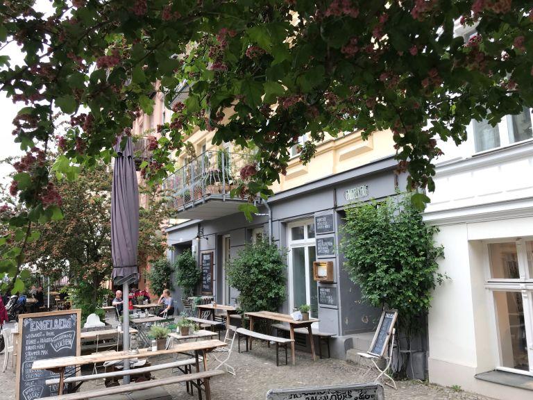 restaurant Oost-Berlijn eten berlijn