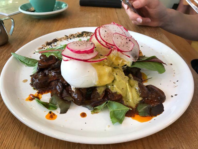 HAPPY BARISTAS ostkreuz Friedrichshain Oost-Berlijn ontbijt lunch