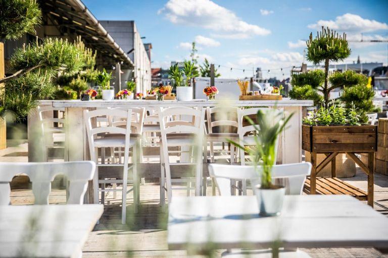 Lazy Jack Antwerpen noord 't eilandje doen restaurant belevingsruimte