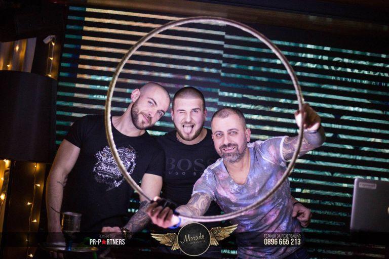 Morado club Plovdiv nightlife club uitgaan
