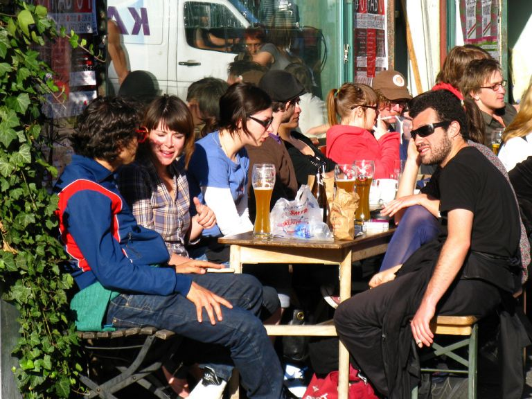 oranienstrasse berlijn Oost-Berlijn doen Kreuzberg