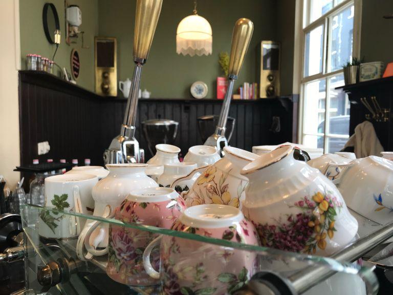 Bij Ann Modekwartier Arnhem cafe koffie lunch ontbijt