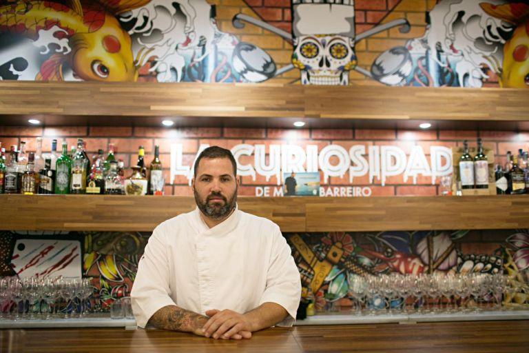 Restaurante la curiosidad de Mauro en Cádiz