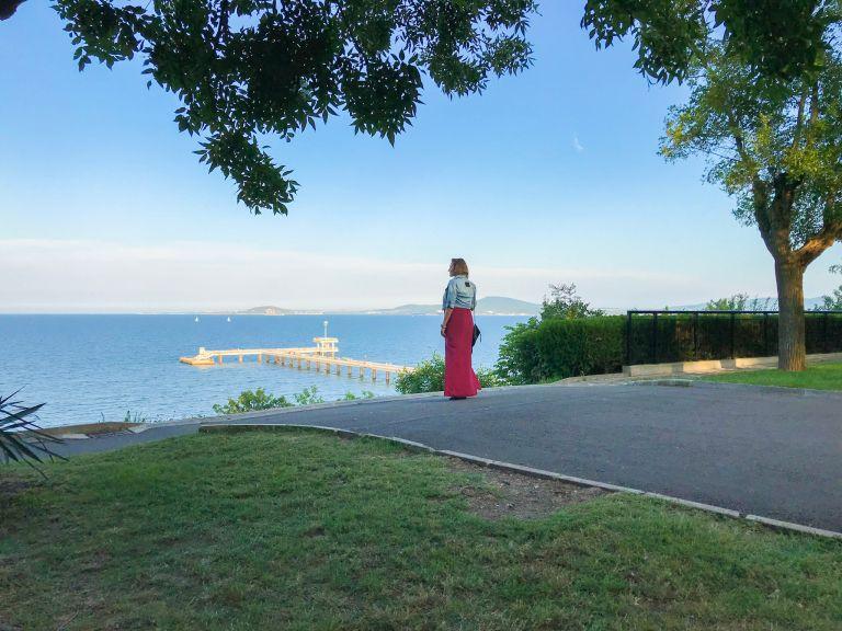 Wandel en chill in Park The Sea Garden