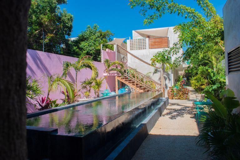 Turquoise Petit Hotel Tulum waar moet je overnachten