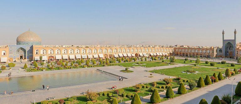 Beleef het Naghse Jahan plein isfahan