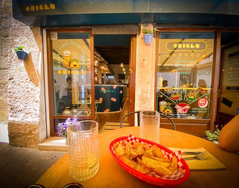 Origen is de leukste lunch spot van Manacor