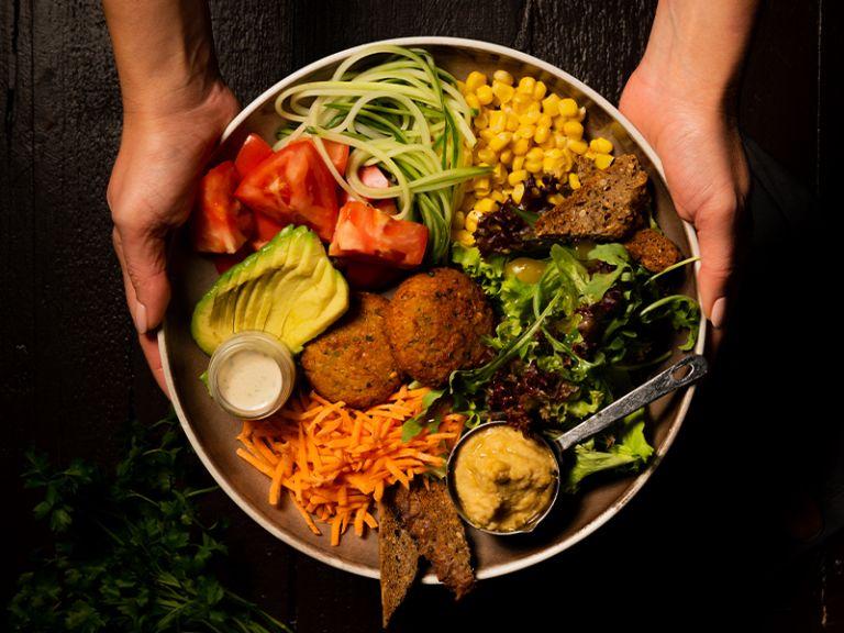 incanto beste restaurant eten vegan burgas