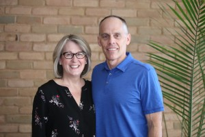 Greg and Julie Lindberg, CFO and Financial Services