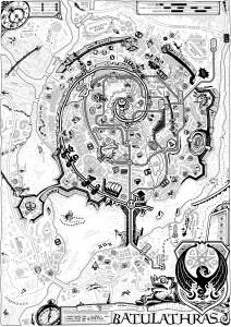 Thothic Cosmopolis of Batulathras