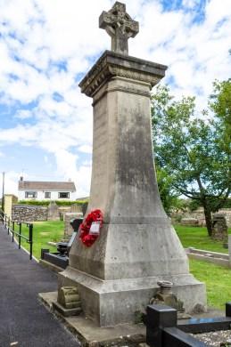 Pontrhydyrun War Memorial, Cwmbran