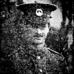 Private Fred James Lewis, South Wales Borderers, 2nd Battalion