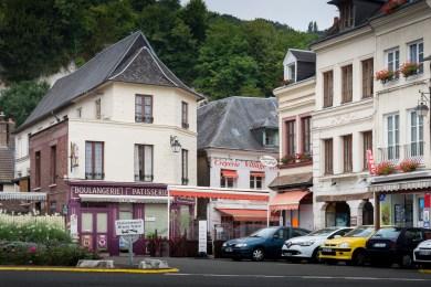 La Bouille, Seine-Maritime, Haute-Normandie, France.