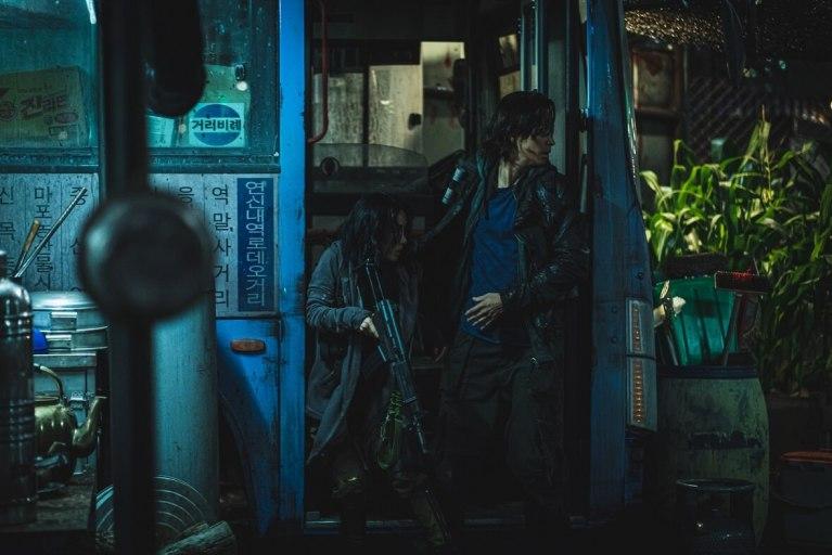 屍速列車2:感染半島