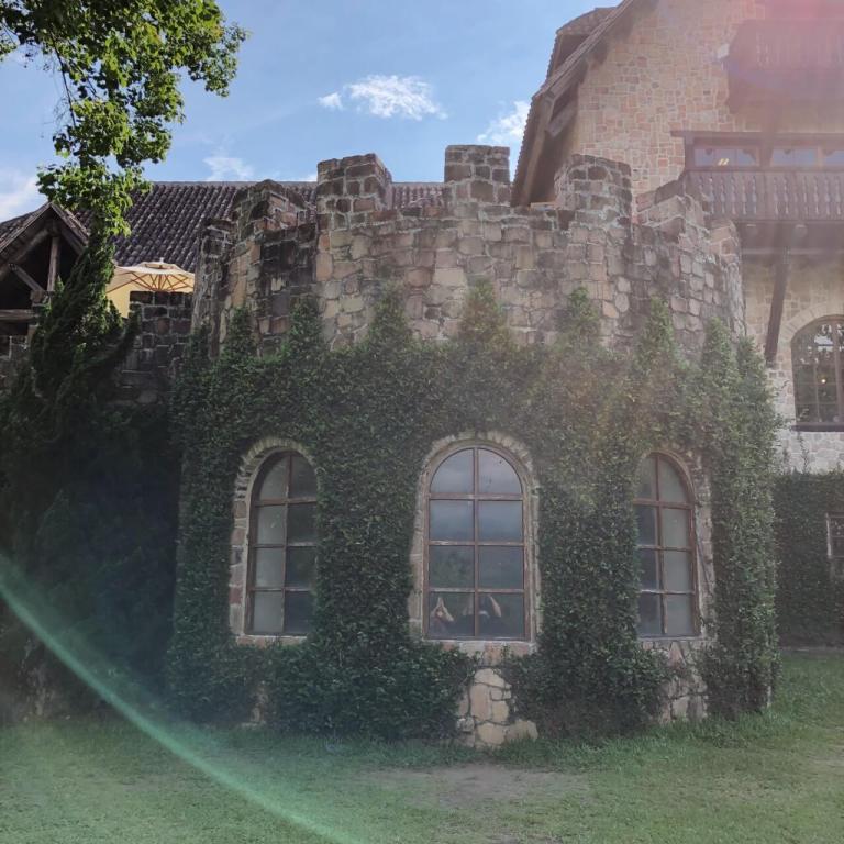 新社莊園古堡