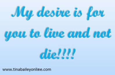 live and not die