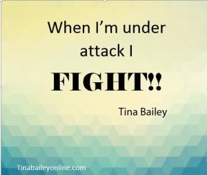 i fight