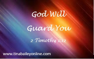 God Will Guard You!