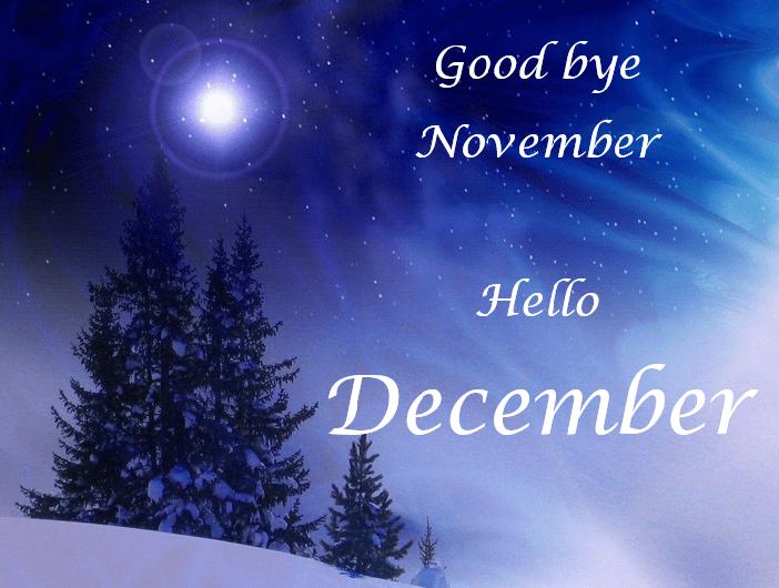 Goodbye November Hello December Buildher Collaborations