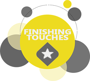 Build A Website Finishing Touches