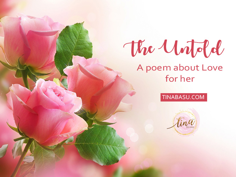 a poem of love for her this valentine