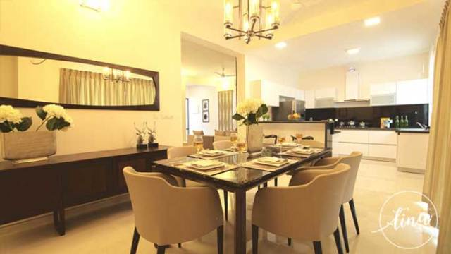 dream home in Bangalore Interior Decoration