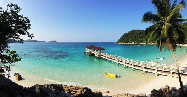 Perhentian Islands - places to visit in malaysia