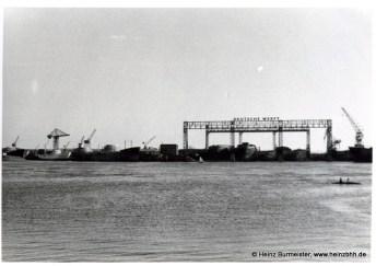 Deutsche Werft 60er Jahre(Pap214)
