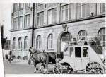 Veranstaltung in der Innenstadt 60er Jahre(Pap184)