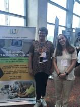 Meeting Lynn Koresh (LUV Teacher of the Year 2017)