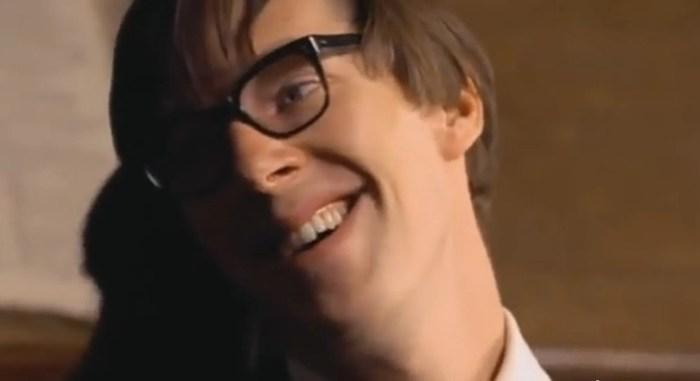 Hawking television film with Benedict Cumberbatch