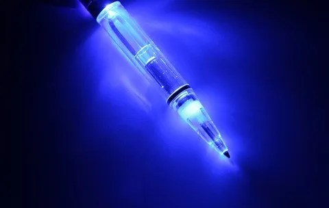 Ghostwriting pen
