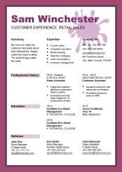 Resume Editing Service