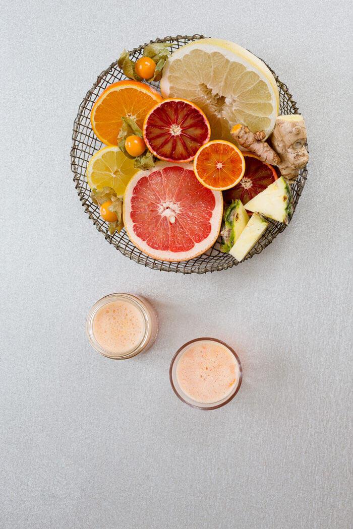 Immun booster smoothie / Vitaminbomben