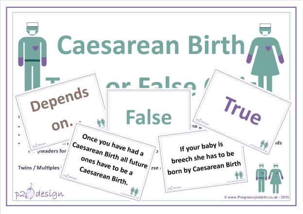 Caesarean Birth True or False