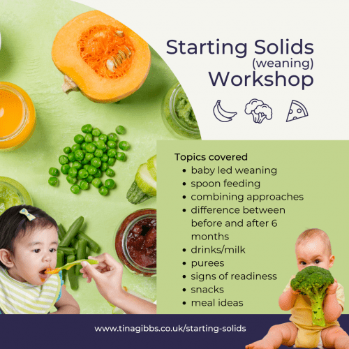 starting solids weaning introducing solids online