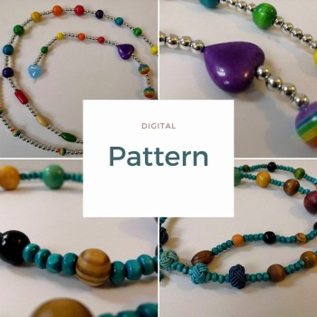 labour beadline pdf pattern