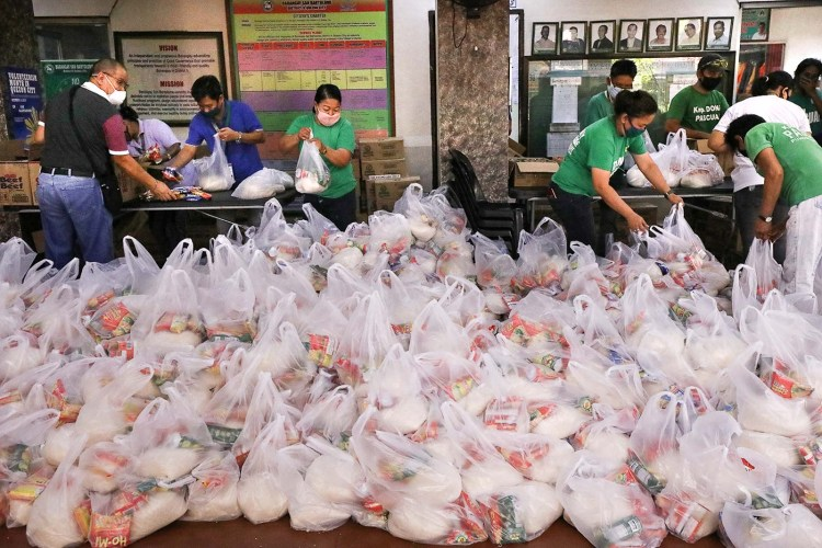 Quezon City enhance community quarantine