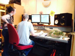 Top Floor Taivers EP Recording