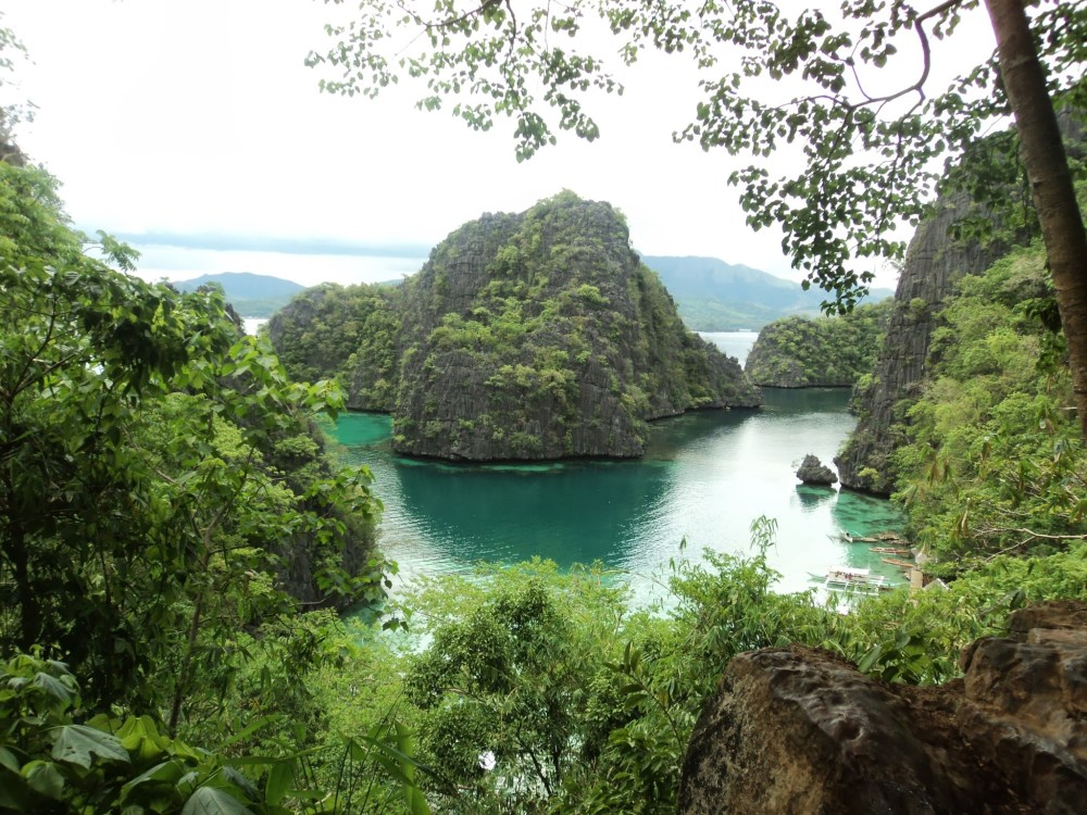 Summer Trip to Coron (Day 1): Island and Beach Hopping (1/6)